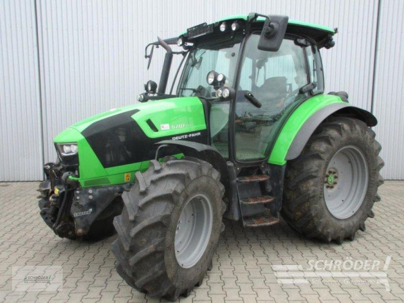 Traktor des Typs Deutz-Fahr 5110 TTV, Gebrauchtmaschine in Lastrup (Bild 1)
