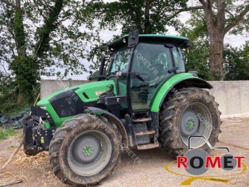 Traktor типа Deutz-Fahr 5110, Gebrauchtmaschine в GENNES-SUR-GLAIZE (Фотография 1)