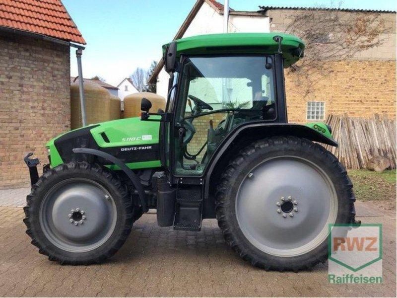 Traktor des Typs Deutz-Fahr 5110C, Gebrauchtmaschine in Gundersheim (Bild 2)