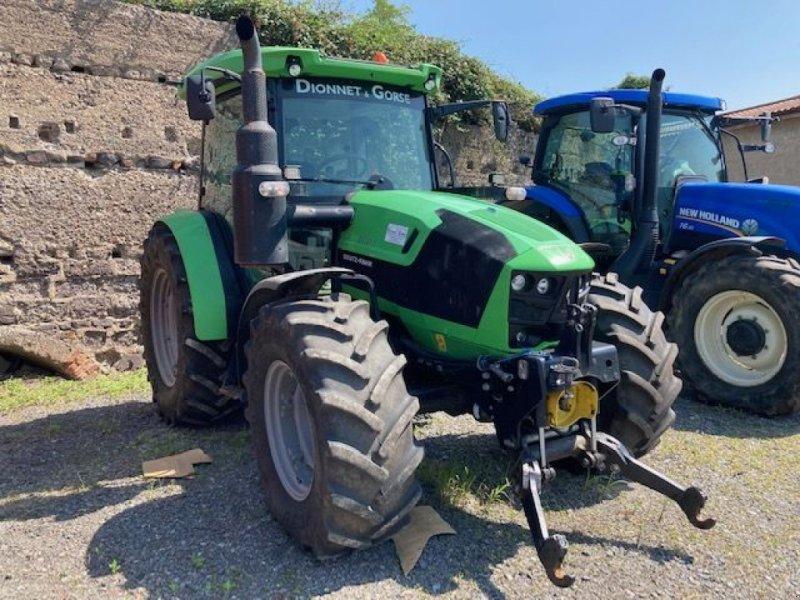 Traktor des Typs Deutz-Fahr 5110G, Gebrauchtmaschine in JOZE (Bild 1)