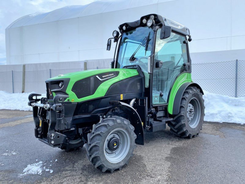 Traktor του τύπου Deutz-Fahr 5115 DS TTV, Ausstellungsmaschine σε Schwarzenbach (Φωτογραφία 1)
