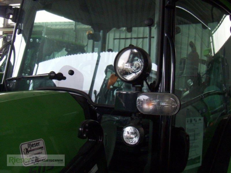 """Traktor des Typs Deutz-Fahr 5115 """" Tageszulassung """", Neumaschine in Nördlingen (Bild 10)"""