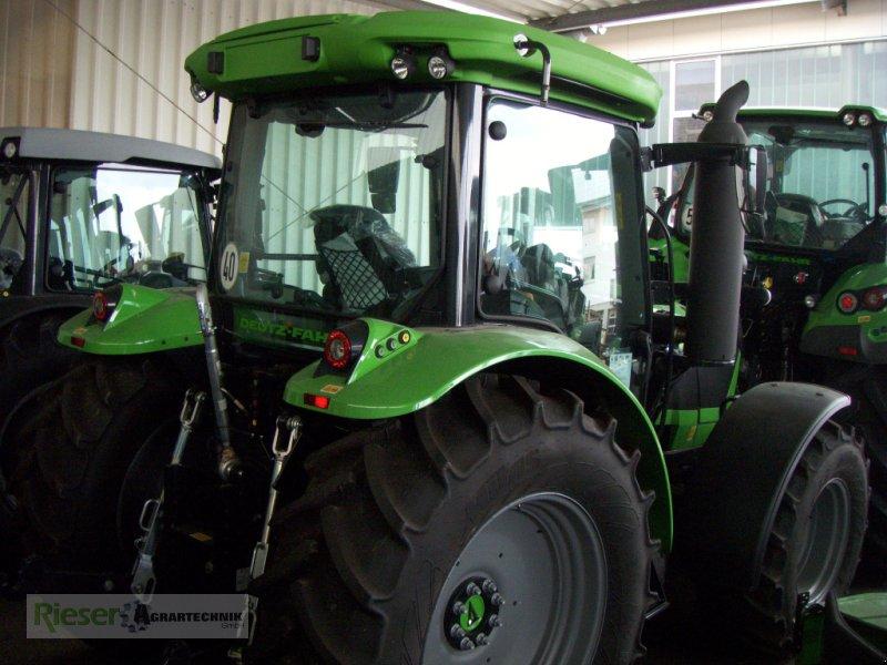 """Traktor des Typs Deutz-Fahr 5115 """" Tageszulassung """", Neumaschine in Nördlingen (Bild 3)"""