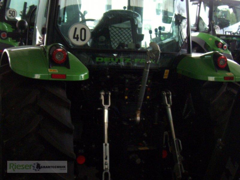 """Traktor des Typs Deutz-Fahr 5115 """" Tageszulassung """", Neumaschine in Nördlingen (Bild 14)"""