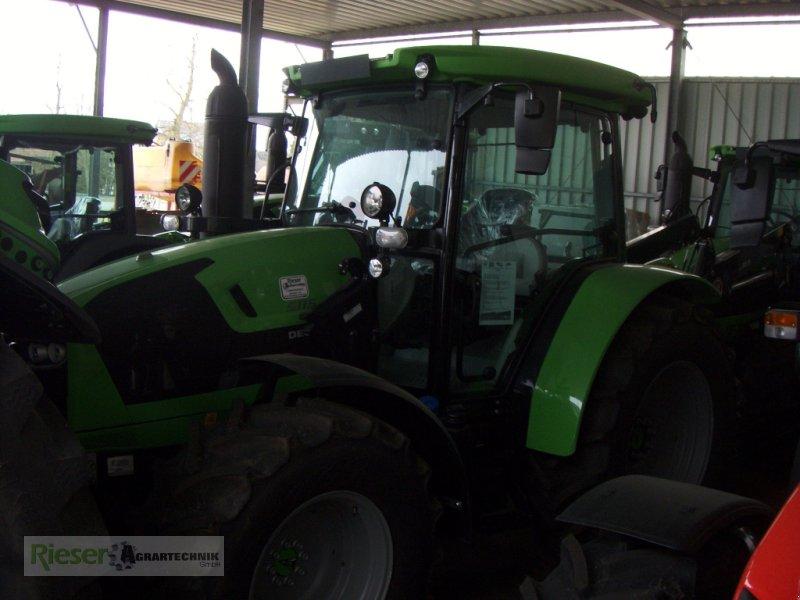 """Traktor des Typs Deutz-Fahr 5115 """" Tageszulassung """", Neumaschine in Nördlingen (Bild 2)"""