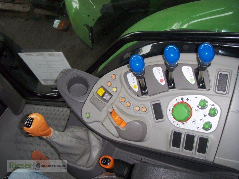 """Traktor des Typs Deutz-Fahr 5115 """" Tageszulassung """", Neumaschine in Nördlingen (Bild 13)"""