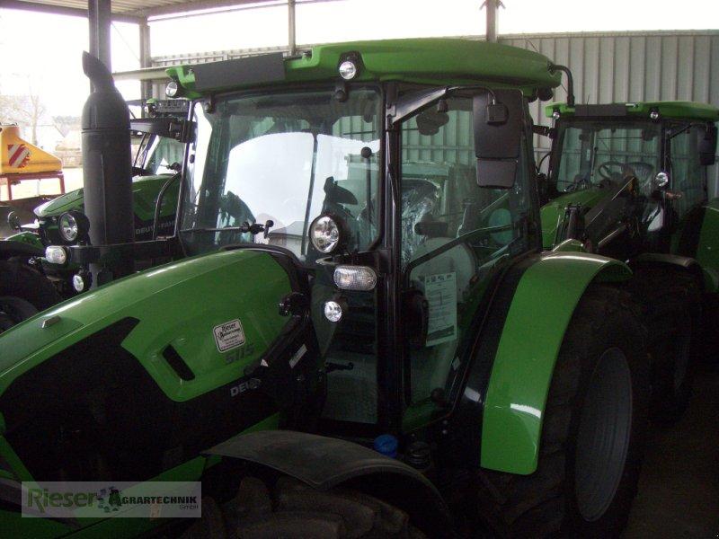 """Traktor des Typs Deutz-Fahr 5115 """" Tageszulassung """", Neumaschine in Nördlingen (Bild 15)"""