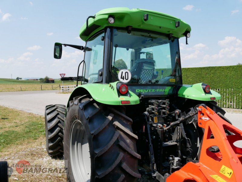 Traktor a típus Deutz-Fahr 5115, Gebrauchtmaschine ekkor: Eberfing (Kép 5)