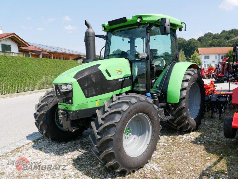 Traktor a típus Deutz-Fahr 5115, Gebrauchtmaschine ekkor: Eberfing (Kép 6)