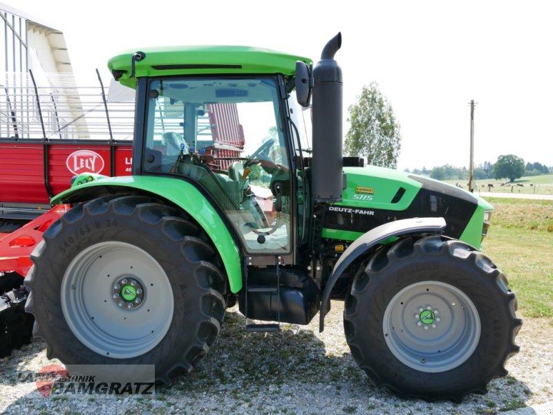 Traktor a típus Deutz-Fahr 5115, Gebrauchtmaschine ekkor: Eberfing (Kép 3)