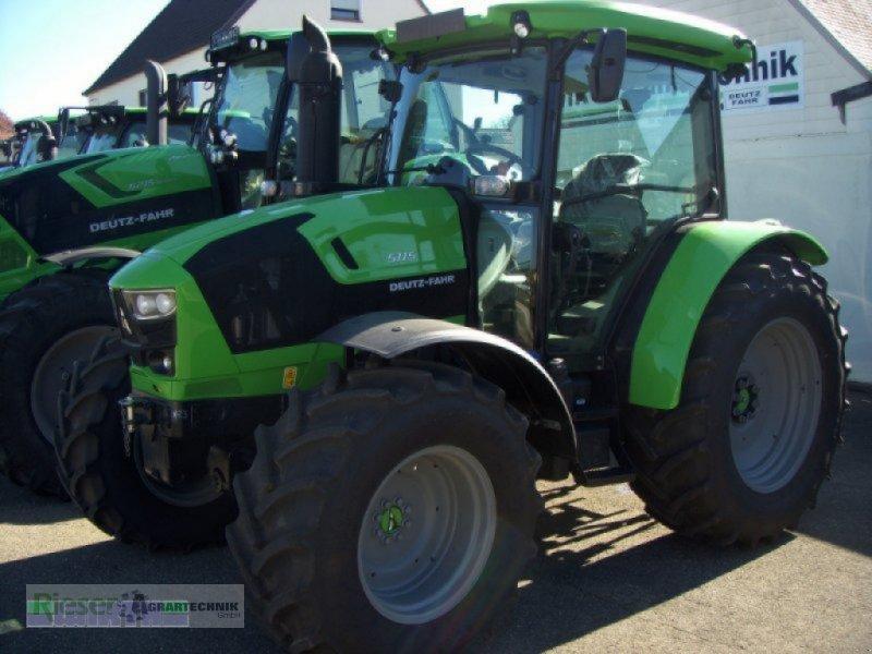 Traktor des Typs Deutz-Fahr 5115, Neumaschine in Nördlingen (Bild 1)