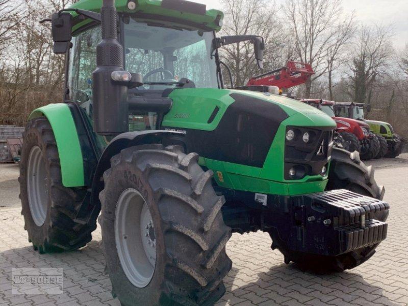 Traktor des Typs Deutz-Fahr 5120 G Allrad Traktor, Gebrauchtmaschine in Bramsche (Bild 1)