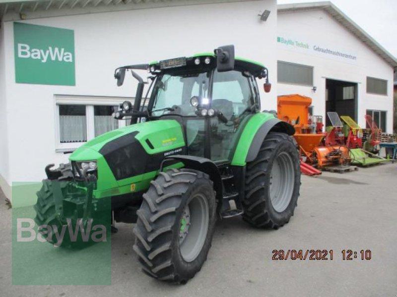 Traktor типа Deutz-Fahr 5120 TTV  #554, Gebrauchtmaschine в Schönau b.Tuntenhausen (Фотография 1)
