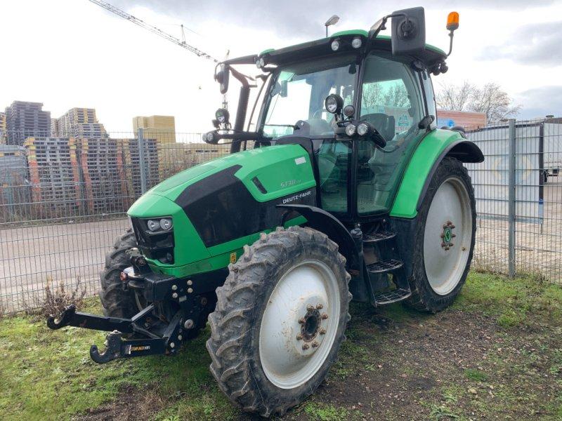 Traktor des Typs Deutz-Fahr 5130 TTV, Gebrauchtmaschine in Dannstadt-Schauernheim (Bild 1)