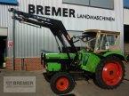 Traktor des Typs Deutz-Fahr 5206 mit Frontlader in Asendorf