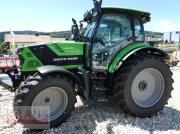 Traktor a típus Deutz-Fahr 6120, Neumaschine ekkor: Geiersthal