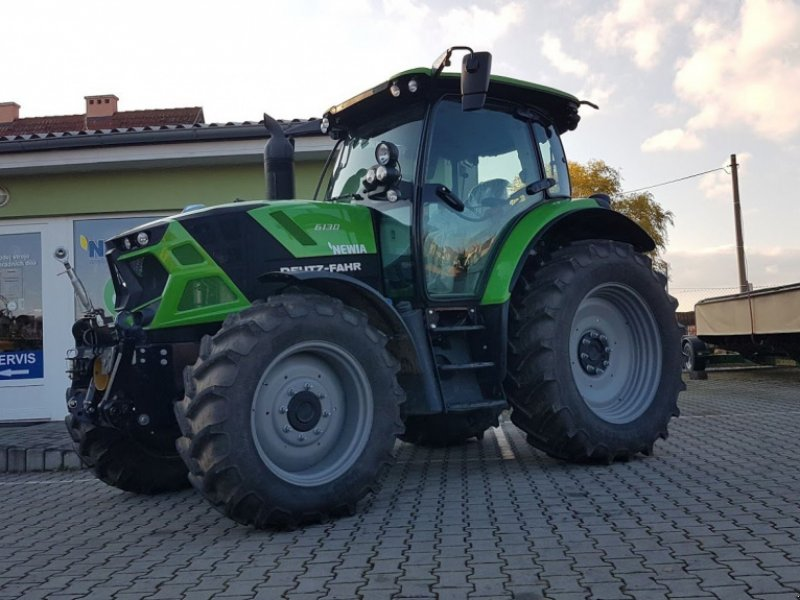 Traktor typu Deutz-Fahr 6130 Comfort, Gebrauchtmaschine v Stankov (Obrázek 1)