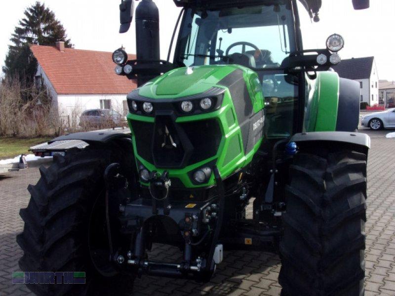 """Traktor типа Deutz-Fahr 6130 TTV """"stufenlos"""", Neumaschine в Buchdorf (Фотография 1)"""