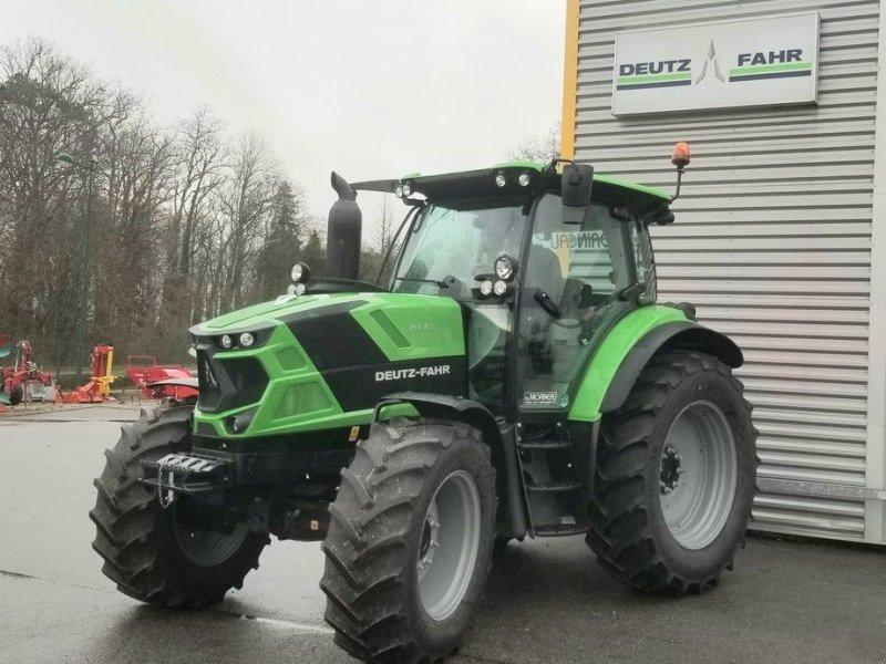 Traktor типа Deutz-Fahr 6130 TTV, Gebrauchtmaschine в CHAILLOUÉ (Фотография 1)