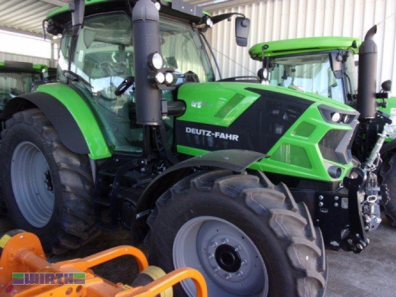 Traktor des Typs Deutz-Fahr 6130 TTV, Neumaschine in Buchdorf (Bild 4)