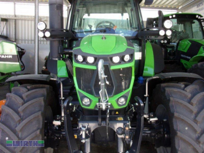 Traktor des Typs Deutz-Fahr 6130 TTV, Neumaschine in Buchdorf (Bild 6)