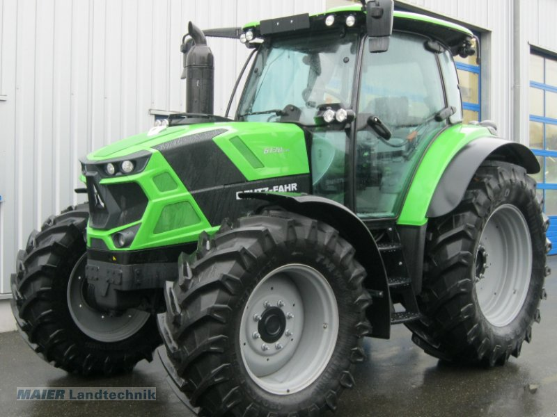Traktor типа Deutz-Fahr 6130 TTV, Neumaschine в Dieterskirchen (Фотография 1)