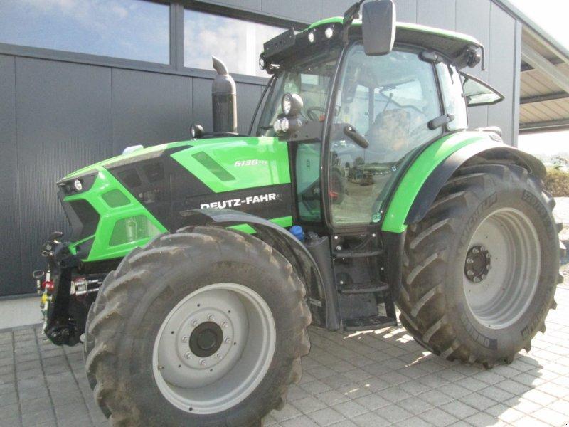 Traktor du type Deutz-Fahr 6130 TTV, Gebrauchtmaschine en Wülfershausen an der Saale (Photo 1)