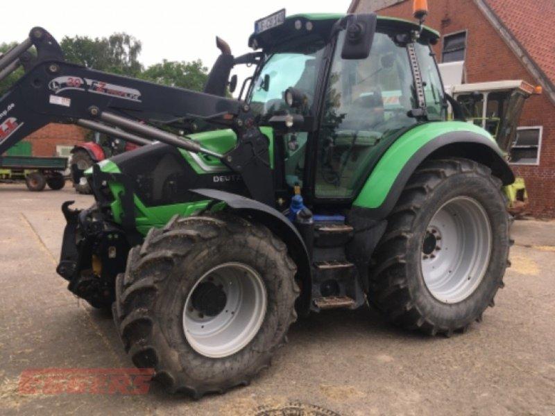 Traktor des Typs Deutz-Fahr 6130 TTV, Gebrauchtmaschine in Suhlendorf (Bild 1)