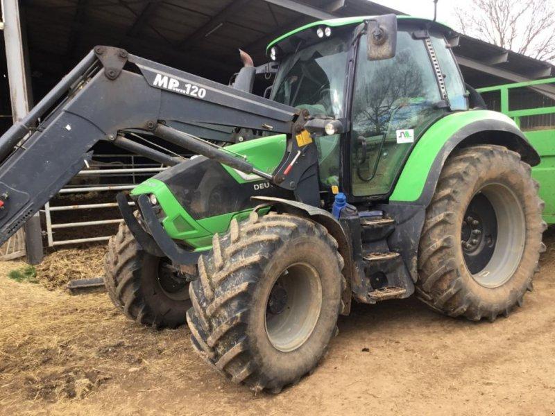 Traktor типа Deutz-Fahr 6130.4 TTV, Gebrauchtmaschine в SAINT LOUP (Фотография 1)