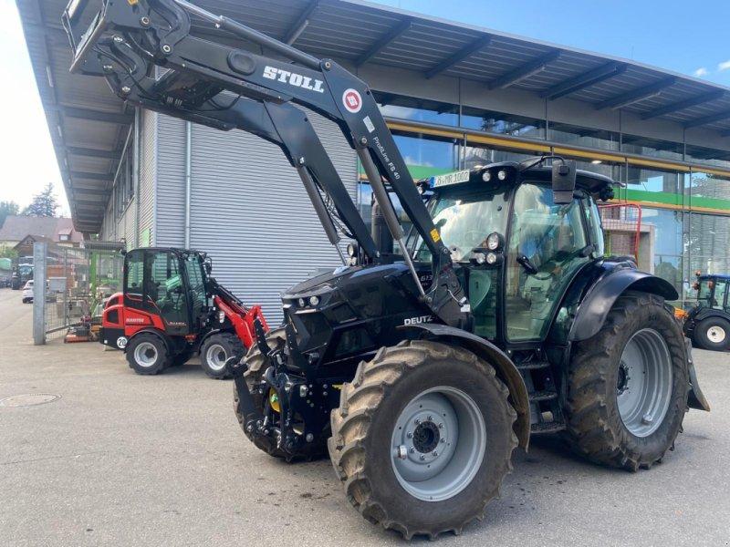 Traktor des Typs Deutz-Fahr 6130.4 TTV, Gebrauchtmaschine in Donaueschingen (Bild 1)