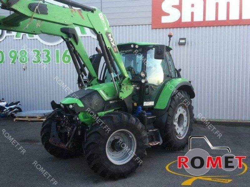 Traktor типа Deutz-Fahr 6130.4AGROTROTTV, Gebrauchtmaschine в Gennes sur glaize (Фотография 1)