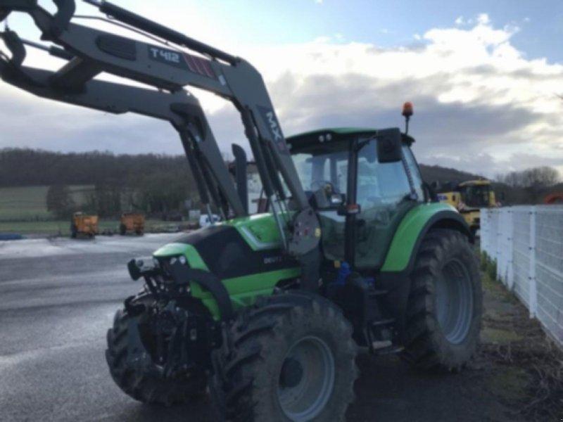 Traktor типа Deutz-Fahr 6140 agrotron, Gebrauchtmaschine в ATHIES SOUS LAON (Фотография 1)