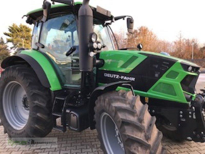 """Traktor типа Deutz-Fahr 6140 TTV """"Ausstellungsschlepper neu mit Werksgarantie"""", Neumaschine в Nördlingen (Фотография 1)"""