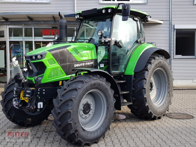 Traktor типа Deutz-Fahr 6140 TTV, Neumaschine в Zell a. H. (Фотография 1)