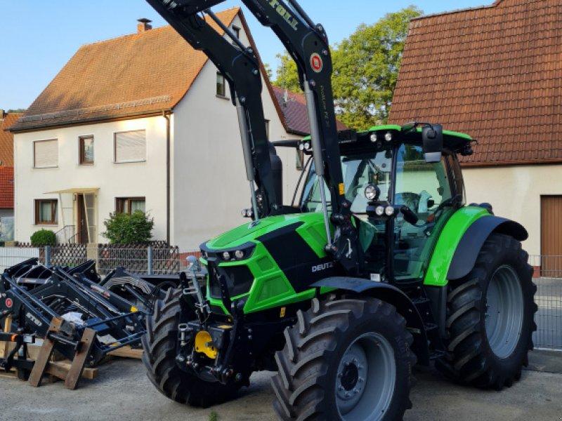 Traktor типа Deutz-Fahr 6140 TTV, Gebrauchtmaschine в Offenhausen (Фотография 1)