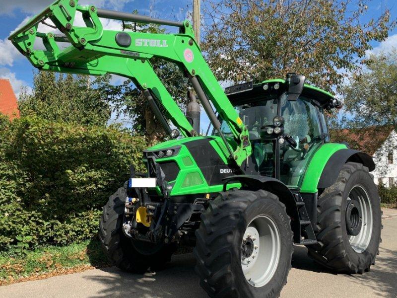 Traktor des Typs Deutz-Fahr 6140 TTV, Gebrauchtmaschine in Altomünster (Bild 1)