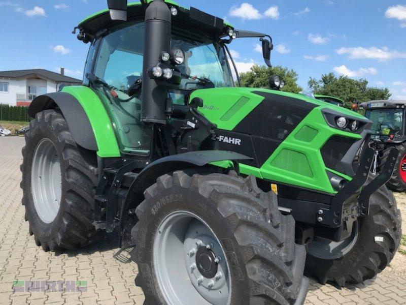 Traktor типа Deutz-Fahr 6140 TTV, Neumaschine в Buchdorf (Фотография 1)