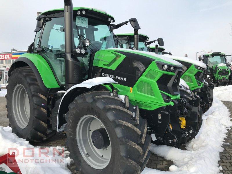 Traktor des Typs Deutz-Fahr 6145 RC AKTION, Neumaschine in Bruckberg (Bild 1)