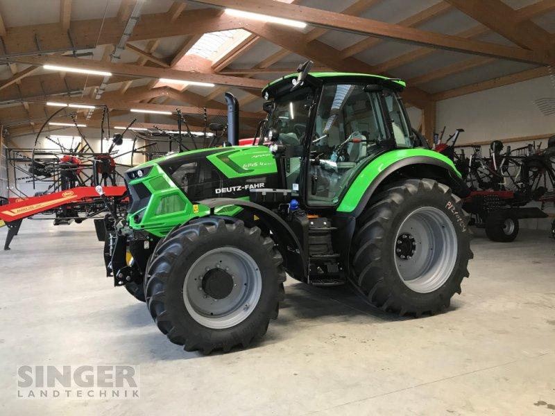Traktor des Typs Deutz-Fahr 6145.4 RC-Shift Agrotron 50Km/h, DL, FZW, FKH, Agrosky, Neumaschine in Ebenhofen (Bild 1)
