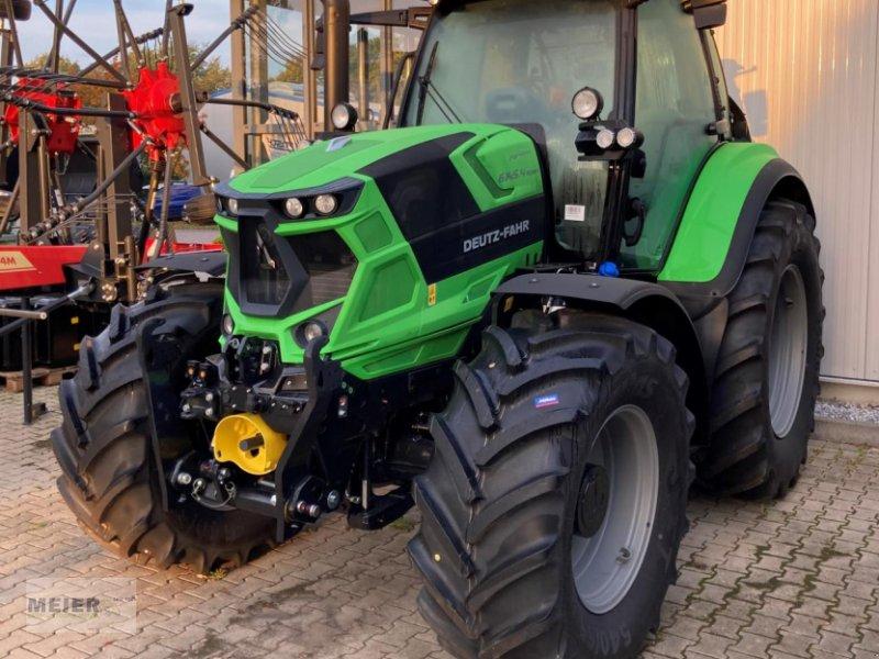 Traktor des Typs Deutz-Fahr 6145.4 RC-Shift Sonderaktion, Neumaschine in Delbrück (Bild 1)