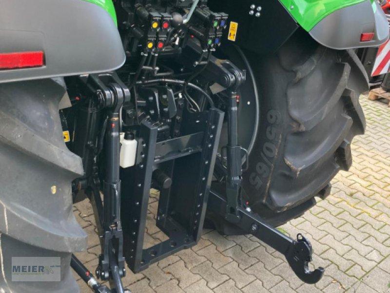 Traktor des Typs Deutz-Fahr 6145.4 RC-Shift Sonderaktion, Neumaschine in Delbrück (Bild 3)
