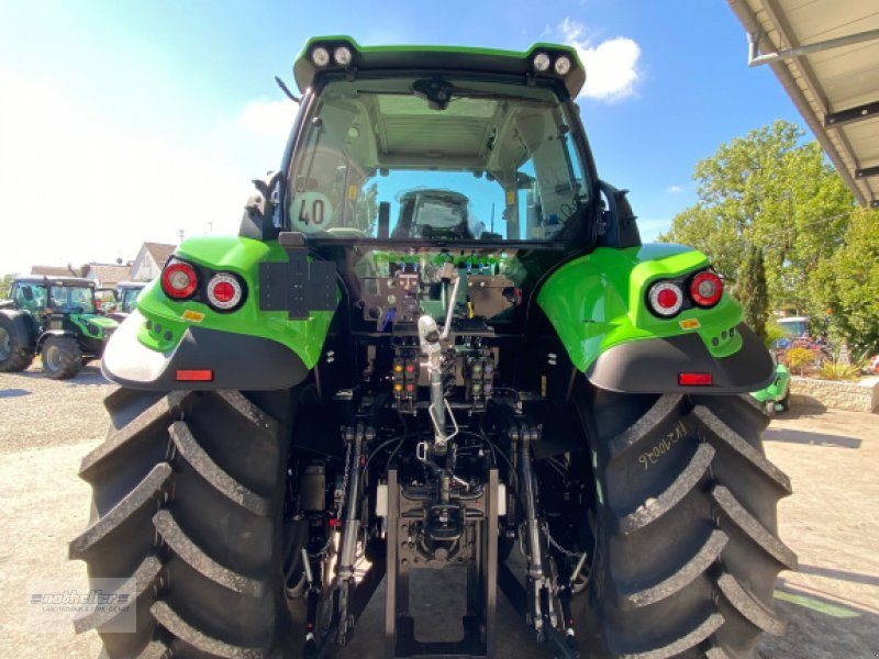 Traktor типа Deutz-Fahr 6145.4 RC Shift, Neumaschine в Pforzen (Фотография 5)