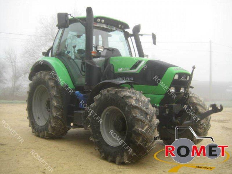 Traktor des Typs Deutz-Fahr 6150 AGROTRON, Gebrauchtmaschine in Gennes sur glaize (Bild 1)