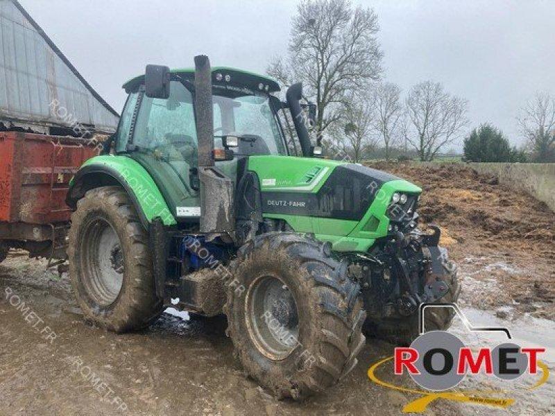 Traktor tipa Deutz-Fahr 6150 AGROTRON, Gebrauchtmaschine u Gennes sur glaize (Slika 1)