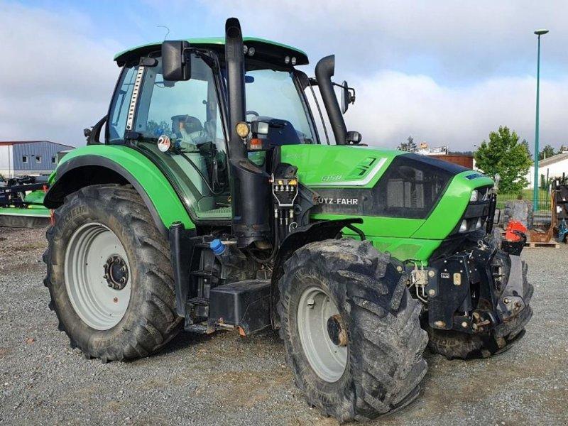 Traktor des Typs Deutz-Fahr 6150, Gebrauchtmaschine in CIVENS (Bild 1)