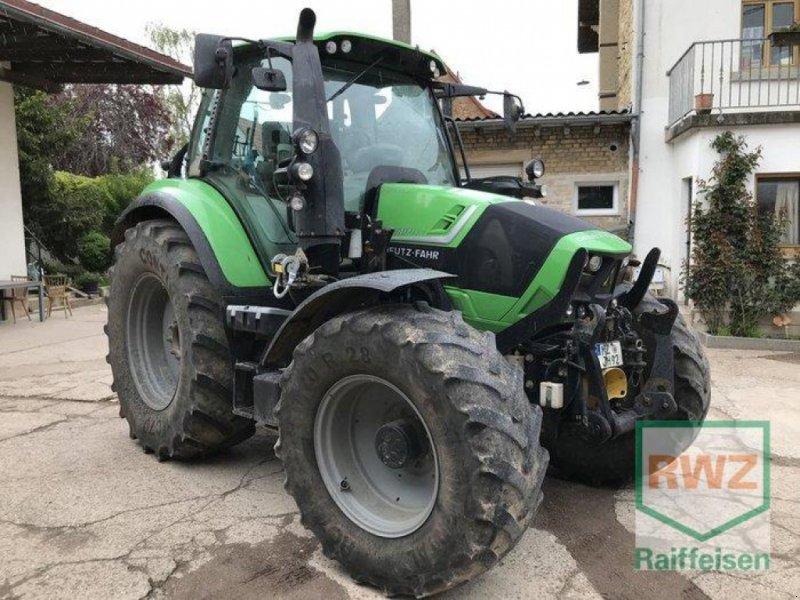 Traktor des Typs Deutz-Fahr 6150.4 TTV, Gebrauchtmaschine in Saulheim (Bild 1)