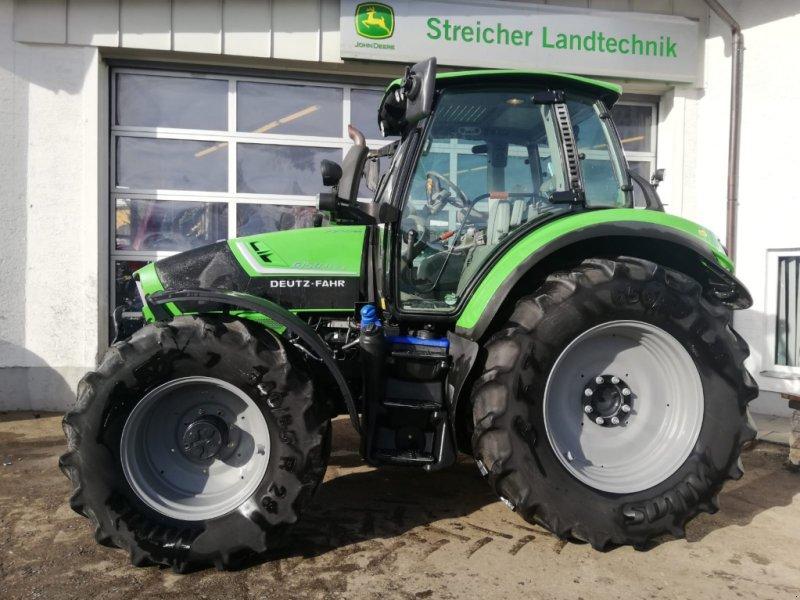 Traktor des Typs Deutz-Fahr 6150.4 TTV, Gebrauchtmaschine in Günzach