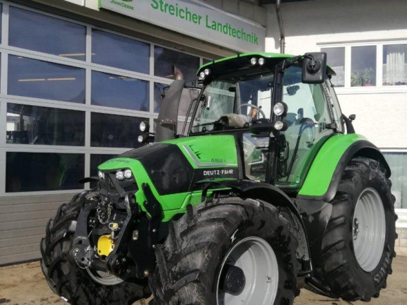 Traktor des Typs Deutz-Fahr 6150.4, Gebrauchtmaschine in Günzach (Bild 1)