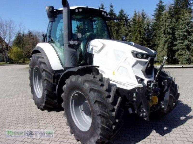 """Traktor типа Deutz-Fahr 6155.4 Agrotron RC-Shift """"Lastschaltgetriebe 5/6, Neumaschine в Nördlingen (Фотография 1)"""