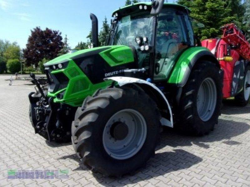 """Traktor типа Deutz-Fahr 6155.4 RC-Shift Agrotron """"Ausstellungsschlepper"""", Neumaschine в Buchdorf (Фотография 1)"""